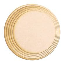 MDF or Ply Circle 10cm to 80cm Ideal for gaming forge world warhammer titan etc